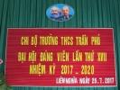 ĐẠI HỘI LẦN THỨ 17: NHIỆM KỲ 2017 - 2020
